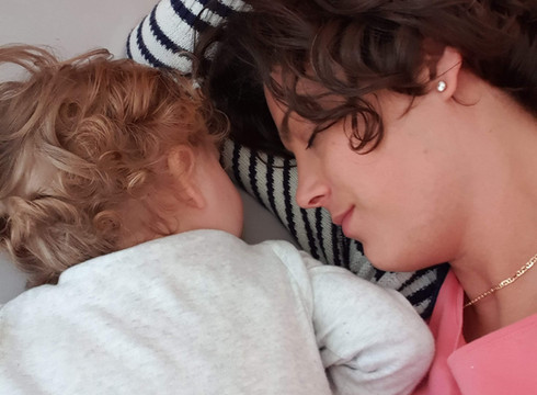 Schlaf Kindlein, schlaf...