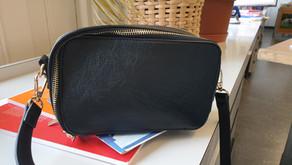 Handtasche versus Wickeltasche