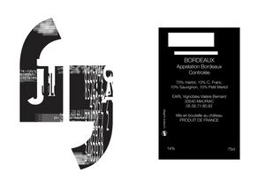 Production élève 1er année Graphisme - Immaconcept école design Bordeaux ©