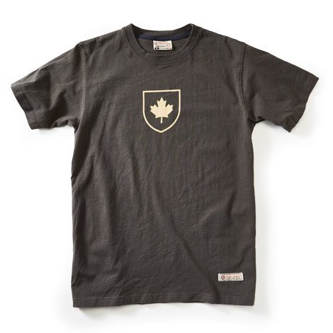 Canada Shield T-shirt, Slate
