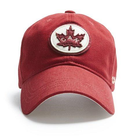 Canada Cap  Red Maple Leaf