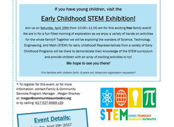 Family STEM Event!!
