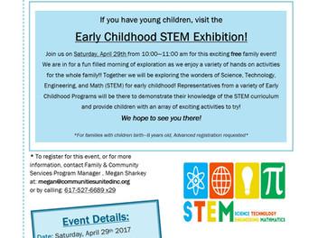 Family STEM Event!!