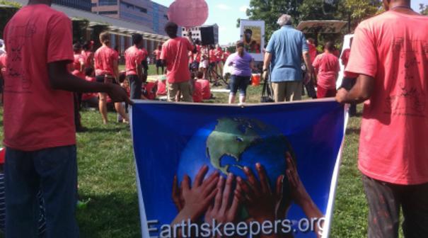 Earths Keepers Inc. Team