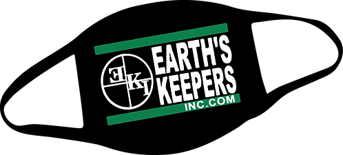 Limited Edition Earth's Keepers Face Mask
