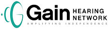 Gain Hearing Network.logo