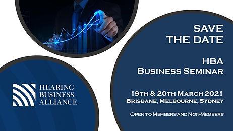 HBA Business Seminar 2021