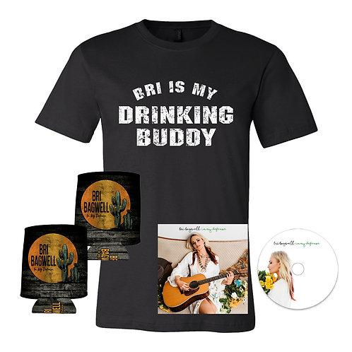 Drinking Buddy CD Bundle
