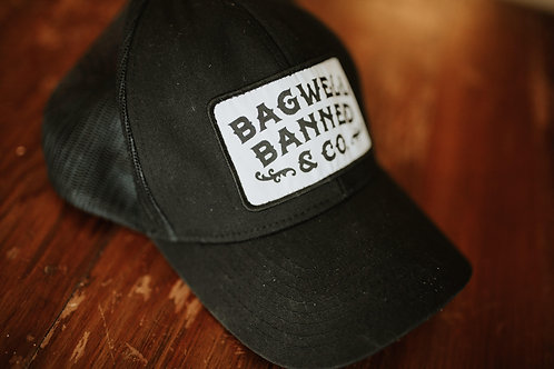 Bagwell Banned & Co. Patch Hat