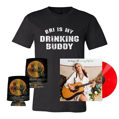 Drinking Buddy Vinyl Bundle