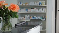 Reception& Medikamente