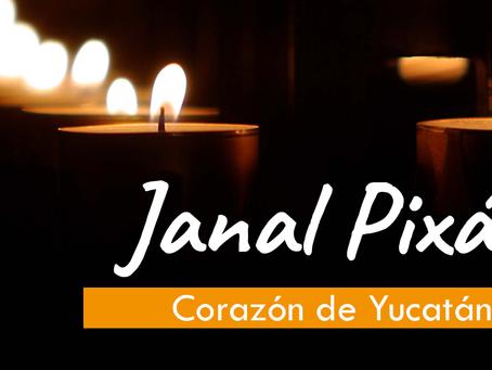 Una celebración íntima llamada Janal Pixán