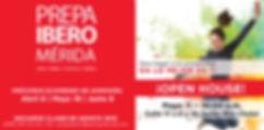 Espectacular Open House Prepa Ibero 2019