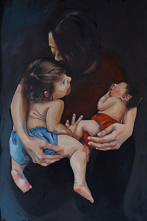 """""""Mothers Hands"""""""