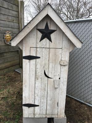 Mini Outhouse