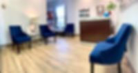 Visage MedSpa in Willoughby, Ohio waiting room