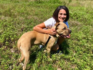 Me & my pup