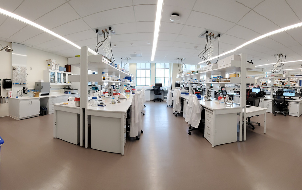 Our Microbiology Lab