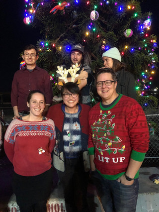 Annual Ugly Sweater Pub Crawl!