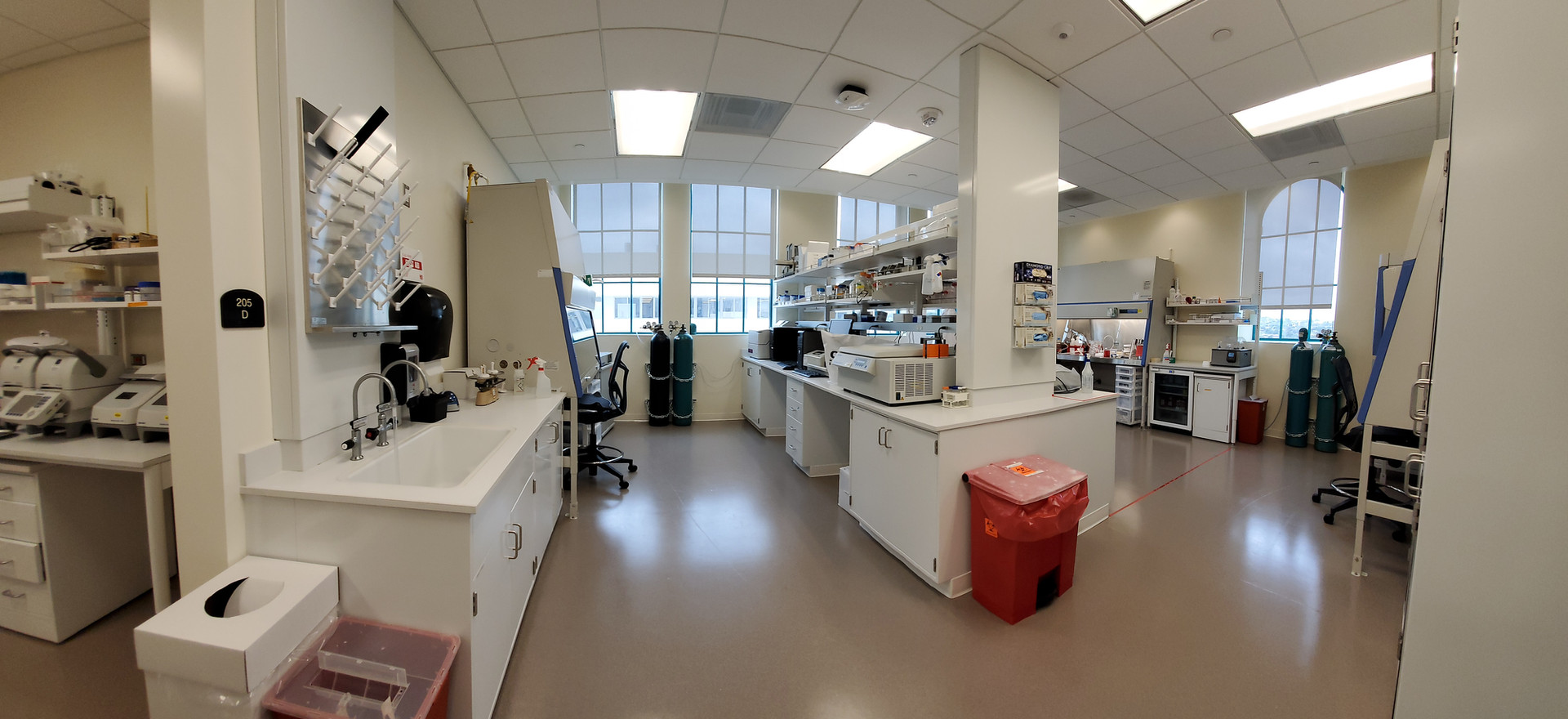 Our Tissue Culture Lab