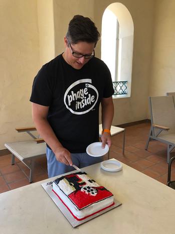 Happy Lab Birthday Dwayne!!!