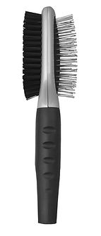 Resco Grooming Combination Brush for dogs and cats, PF0920