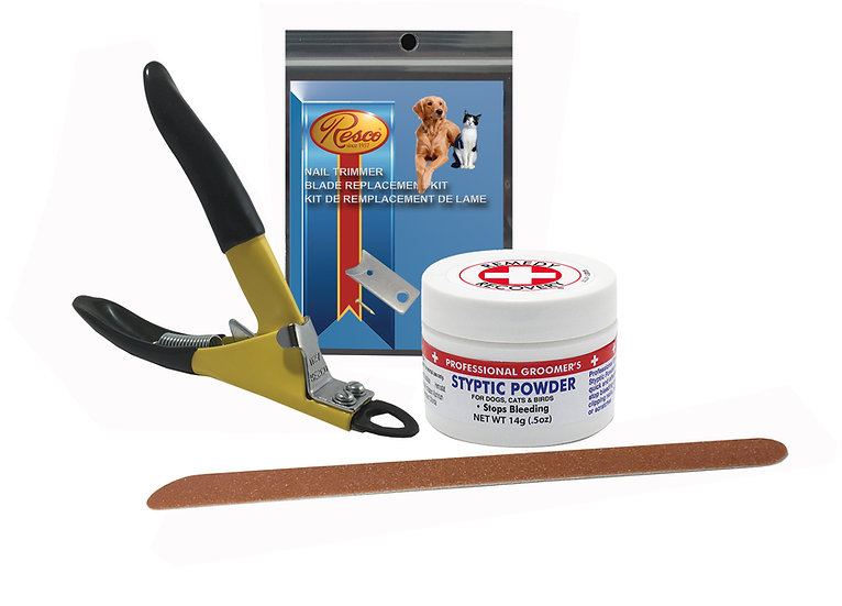 Grooming Kit for Dogs and Cats (Large)