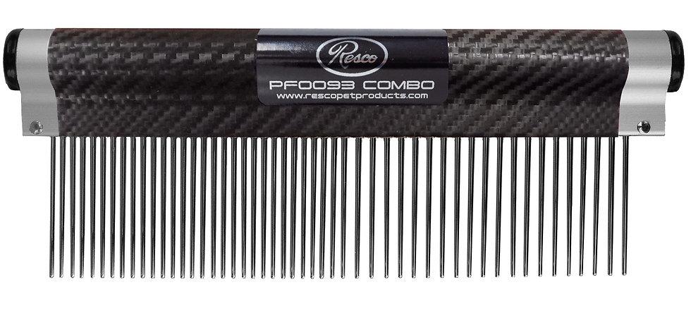 """Resco Wrap Comb, Carbon Fiber, Combo Spacing, 1.5"""" Pins"""