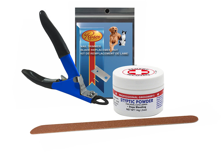 Grooming Kit for Dogs and Cats (Small to Medium)