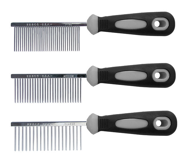 Resco Pro Comb, Nickel Plated