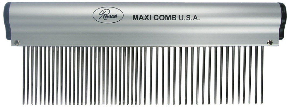 Resco Ergonomic Series Comb, Combination