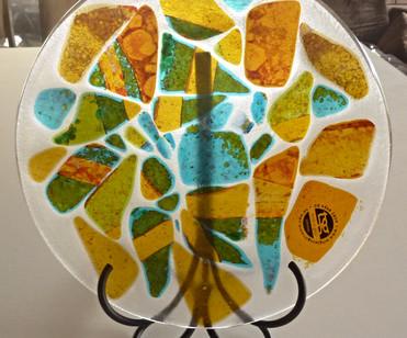 Platter holder