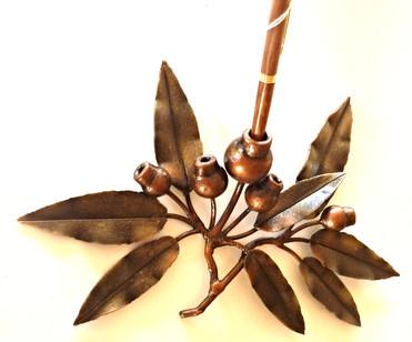 Year 7: Copper/Deskset - Eucalyptus Marri Desk Set