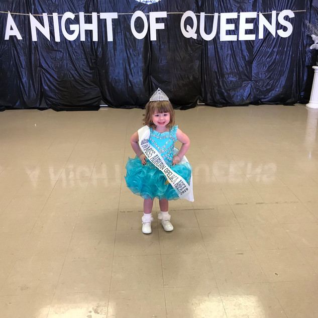 Tiny Miss Auburn Opelika Area 2019