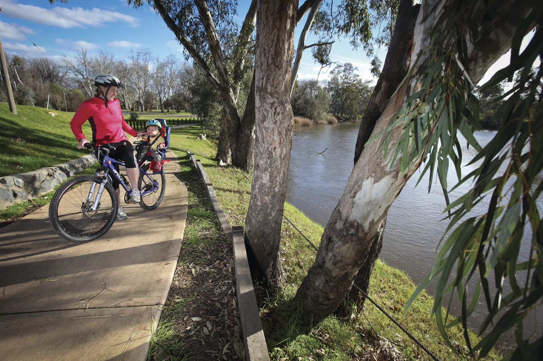 Cycling - Murray River