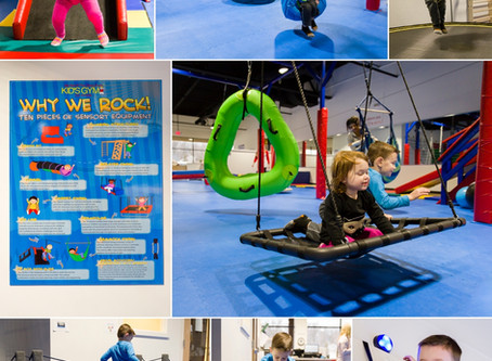 We Rock the Spectrum is Columbus's Best New Kids Gym and Place Space