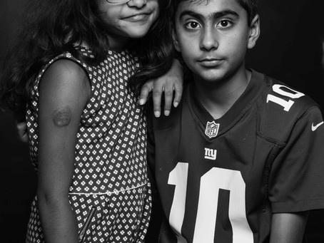 Avi and Akhila - Black Lives Matter Project