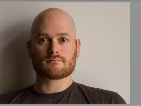 Tone Curve Examples - Self-Portrait