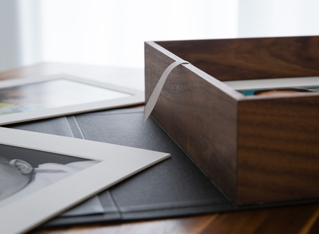 Product Spotlight: Luxury Walnut Presentation Box and Display