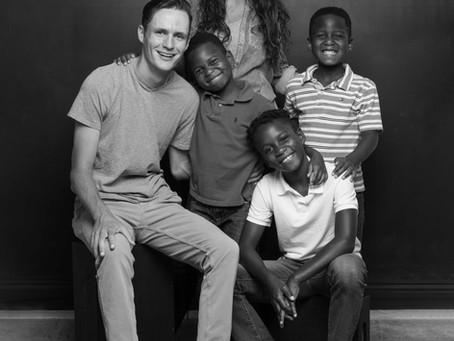 Ashton and Family - Black Lives Matter Project