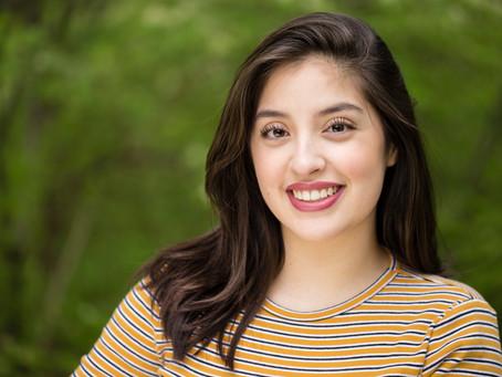 Meet Andrea, Dublin Scioto Graduate and Columbus's Next Big Voice in Theatre