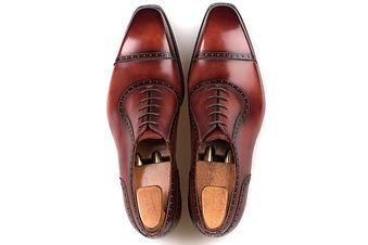 Пошив обуви. Модель