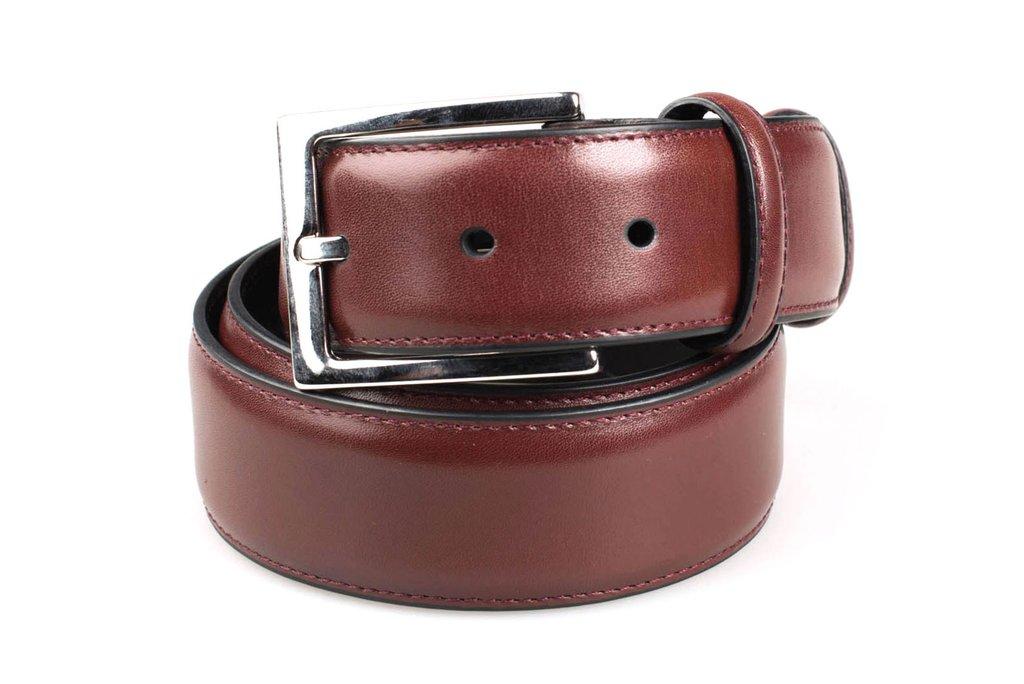 Belt бордовый
