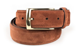 Belt замшевый