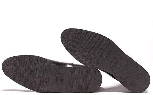 Заказ обуви. Литая резиновая подошва