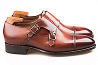 Пошив на заказ обуви монк. По индивдуальной колодке.