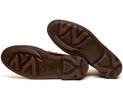 Заказ обуви. Тракторная резиновая подошва для ботинок