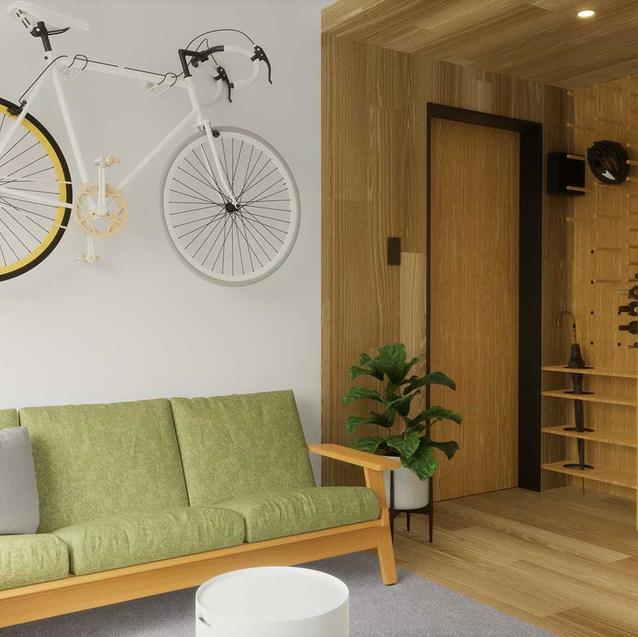 Type Street Apartment