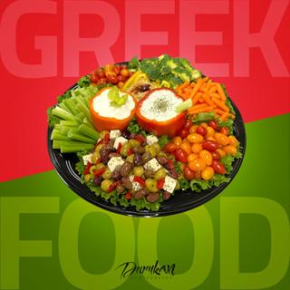 greek food durukan photo