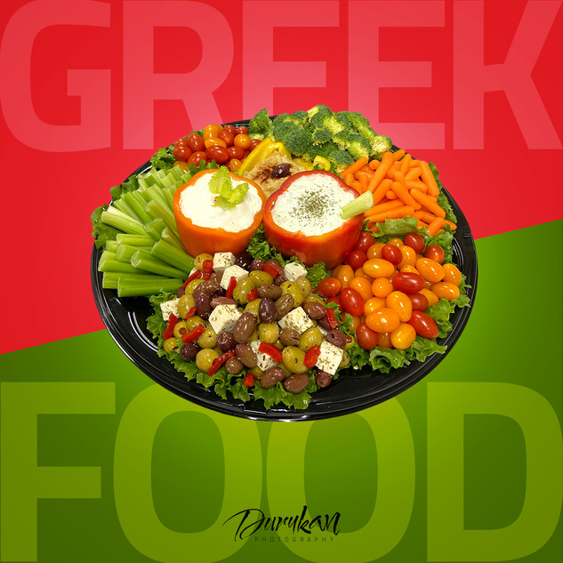 greek food durukan photo
